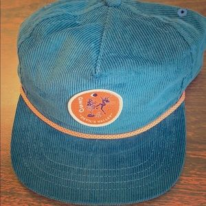 Devil's Valley 5-Panel Corduroy Cap